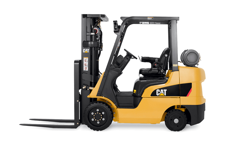 Cat Cushion Tire Forklift