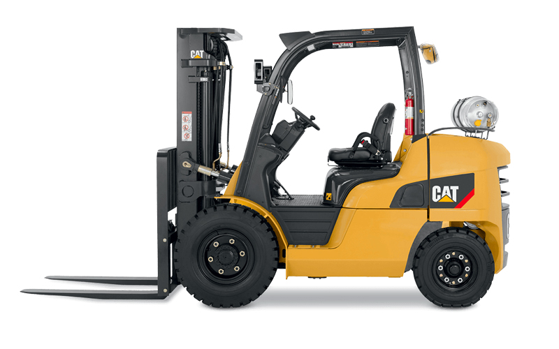 Cat Pneumatic Tire Forklift