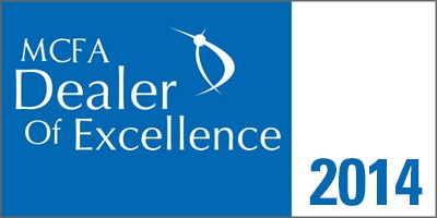 Tri-Lift is a 2014 Dealer of Excellence