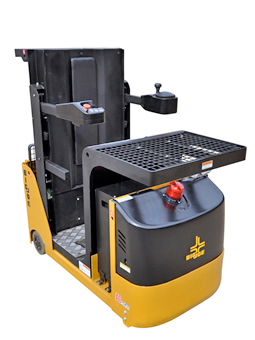 Have You Heard About The Innovative Task Support Vehicle From Big Joe?